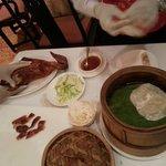How they prepared Peking Duck!