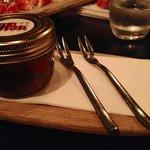 Porzioni minuscole: polipo sottolio in vasetto, questa è stata la mia cena