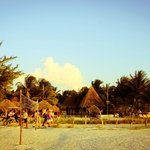 La playa de Xaloc