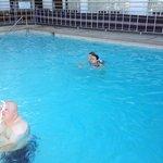 Pool is very clean!