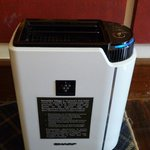 Plasmacluster ion generator provide clean air in the room