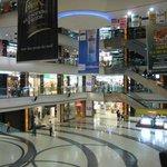 Inside Wave mall