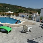 grande piscine à Las Olivas