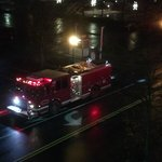 Chattanooga 6 fire truck alarm clock at 5am