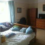 Marshall room - roomy!