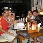 Alberto, David, Espe & Olaya, Spain