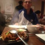 mixed grill and hot vindaloo best my husband has ever tasted and he had it Indian hot as well