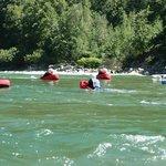 Ράφτινγκ και Τιούμπινγκ σε Ποτάμι