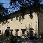 Villa Damiani exterior