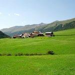 Hotel Alpenjuwel Foto