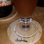 La nostra prima birra al Clandestino!