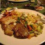 1 van de vele lekkere maaltijden