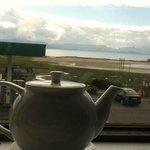 Tea at the Greenway Cafe