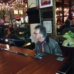 Not Billy Joel.... but he is THE Piano Man at Mimi's !!