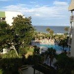 Villamare - view from 3423 condo