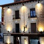 Fachada Hotel Restaurante el doncel