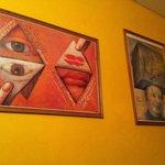 unusual art work
