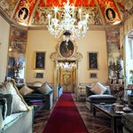 The Pink Room of the Queen Hortense Bonaparte Suite