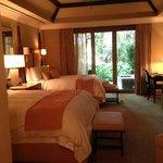 Astor Suite adjoining Queen room
