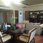 Grand Suite Living Area