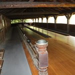 Outdoor Bowling Alley