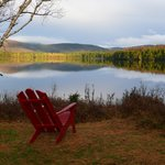 Sunrise on Sagamore Lake