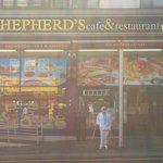 Shepherds cafe and fish and chips
