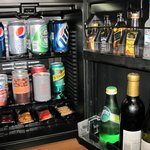 Mini fridge (not cheap)