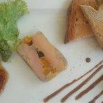 le foie gras ***