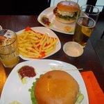 hamburgers xxl