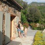 Les villas en pierre