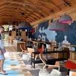 Hall d'hôtel : design et cosy