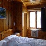 Camera Doppia vista panoramica sulle Montagne