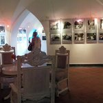 Inside La Palombaia (pictures expo)