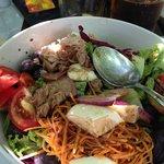 Salade (bof, bof....)