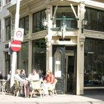 Cafe Onder de Ooievaar