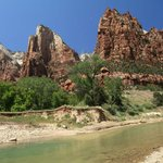 Court of the patriarchs and Virgin River