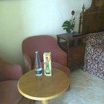 drankje & roos :o)