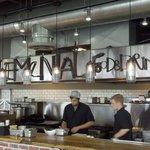 ELEMENTAL's open Kitchen