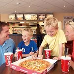 Papa Johns Pizza Restaurant - take away & delivery too!