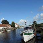 River view - Ribe