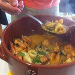 Portugese pot dish