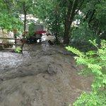 Record Flash Flood August 9th, 2013.