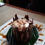 chocolate yummy pud