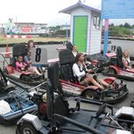 Race the Go Carts