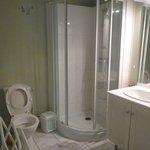 Salle de bains (douche)