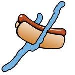 Our Keuka Lake and Hot Dog logo