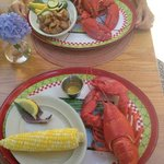 Lobster feast!