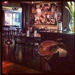 Cool Monarch bar/restaurant