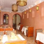 Restaurant l or vert 5 rue laalouj Essaouira Tel 05 24 47  54 85 - 0666594578